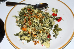Simple and Plain II of II (time_anchor) Tags: simplemeals eggs scrambledeggs spinach veggies spices breakfasts