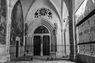 Puerta de Santa Catalina.