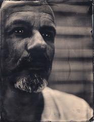 Jérôme III (Troisième type) Tags: collodion wetplate collodionhumide portrait busch pressman 4x5 lelabodutroisieme