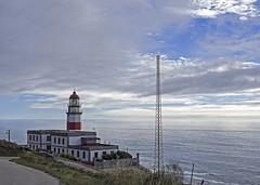 Faro de cabo Silleiro, Baiona (Pontevedra) (Miguelanxo57) Tags: cabosilleiro faro baiona pontevedra galicia mar cielo paisaje agua nwn