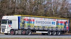 BW90410 (18.03.19, Motorvej 501, Viby J)DSC_3425_Balancer (Lav Ulv) Tags: daf dafxf xf105 euro5 e5 105460 6x2 njtransport curtainside gardintrailer planentrailer kronetrailer 2011 afmeldt2018 retiredin2018 jeldwen swedoor white truck truckphoto truckspotter traffic trafik verkehr cabover street road strasse vej commercialvehicles erhvervskøretøjer danmark denmark dänemark danishhauliers danskefirmaer danskevognmænd vehicle køretøj aarhus lkw lastbil lastvogn camion vehicule coe danemark danimarca lorry autocarra trækker hauler zugmaschine tractorunit tractor artic articulated semi sattelzug auflieger trailer sattelschlepper motorway autobahn motorvej vibyj highway hiway autostrada
