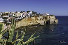 POTI082014_301R_FLK (Valentin Andres) Tags: algarve carboeiro playa portugal praia acantilado beach cliff islote roca rock