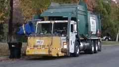 Pimienta- Waste Management Arcadia Post Christmas (WesternWasteManagement) Tags: waste management pimienta curotto can post christmas mack wittke arcadia recycle trash garbage truck