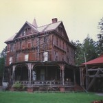 Wilderstein  - 330 Morton Road -  Rhinebeck  New York  -  During Restoration  ca 1990 thumbnail