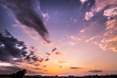 Sunset Glow (Bauer Florian) Tags: sony ilce7rm2 fe 1635mm f4 za oss sky sunset glow himmel sunrise sonnenuntergang nature landscape ngc