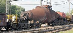 INLX 132 (chrisibbotson) Tags: bottle cars bottlecar norfolksouthern b3t railroad ns doltonil railfan usa chrisibbotson