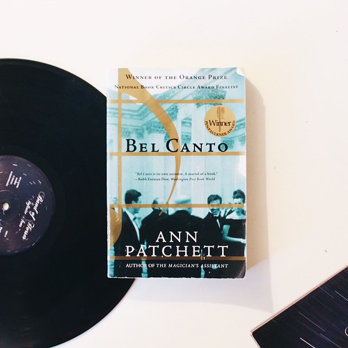 Ann Patchett book fan photo