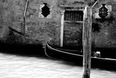 Sull'acqua - On the water (stella.iloveyou) Tags: travel viaggiare venice venezia gondola canaliveneziani