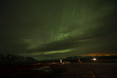 DSC_8447 (Maxwell Utter Photography) Tags: iceland icelandnorthernlights northernlights night icelandaurora auroraborealis landscape kpindex