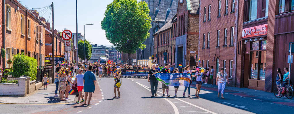 ABOUT SIXTY THOUSAND TOOK PART IN THE DUBLIN LGBTI+ PARADE TODAY[ SATURDAY 30 JUNE 2018]-141703