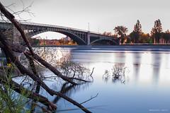 Pont aqueduc de Colombes (Kambr zu) Tags: pontdecolombes laseine paris hautsdeseine valdoise pontmétalliqueenarc colombes argenteuil ach erwanach kambrzu paysagesmythiques tourism quaidebezons