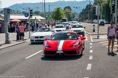 458 Speciale (Nico K. Photography) Tags: ferrari 458 speciale red italian stripes supercars rare nicokphotography switzerland zürich