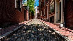 Acorn Street - Beacon Hill, Boston - USA - 00224 (Jorge A Miguel) Tags: boston massachusetts estadosunidos us