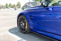 San Marino Blue (Alessandro_059) Tags: bmw m3 f80 san marino blue cars coffee belgium