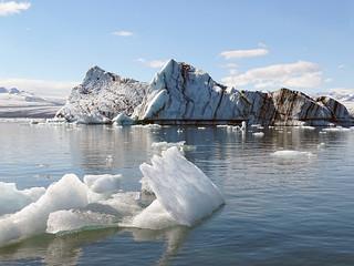 Laguna Jokulsarlon en el glaciar Vatnajokull  Islandia 19