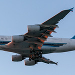 China Southern A-380 landing at KLAX thumbnail