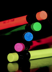 Eraser(s) Macro Mondays-  HMM (Peeb is OK) Tags: macro erasers macromondays color colors vibrant bright nikon tokina