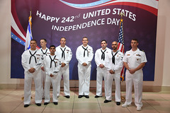 U.S. 242nd Independence day 2018