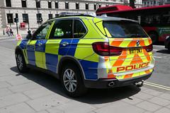 BX17 DWJ (Emergency_Vehicles) Tags: bx17dwj metropolitan police