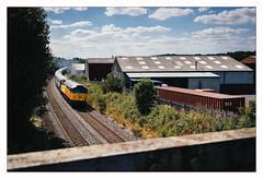 Lye Smoking Duff (Gingydadtog) Tags: class47 colasrailfreight diesel gbrf locomotive lye passengertrain westmidlands