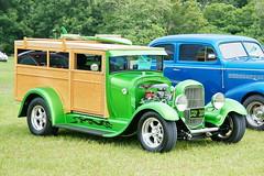 Ford Woody 1929 in Bushnell FL 3.6.2018 0824 (orangevolvobusdriver4u) Tags: 2018 archiv2018 sumterswapmeets bushnell florida usa bushnellfl car auto klassik classic oldtimer fordwoody fordwoody1929 ford woody 1929 custom