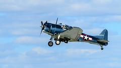 WWII_weekend-0682.jpg (gdober1) Tags: autoupload wwiiweekend worldwarii aircraft sbd5 aviation airshow