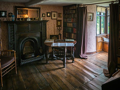 Townend library, Troutbeck (Bob Radlinski) Tags: cumbria england europe greatbritain lakedistrict nationaltrust townend troutbeck travel