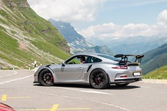 Up in the Mountains (Nico K. Photography) Tags: porsche 991 gt3 rs silver supercars nicokphotography view mountains switzerland klausenpass