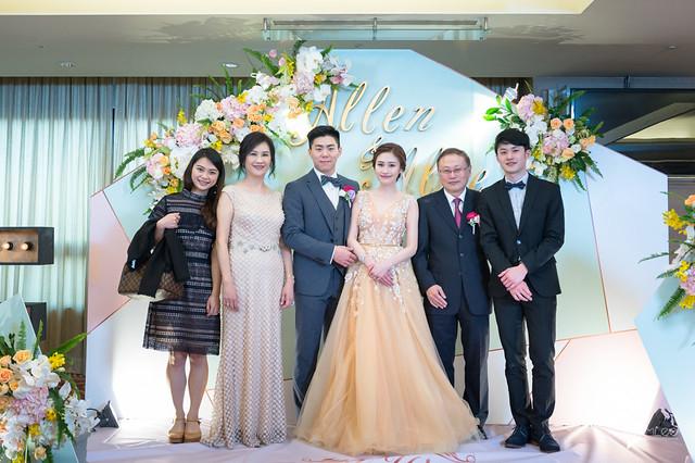Allen&Alice-台南大億麗緻宴客-婚禮記錄-69