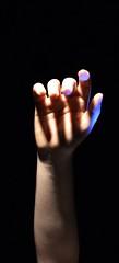 (josie.bell) Tags: lighting white blue shadows black colour reach