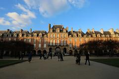 Paris (zmotoly) Tags: paris france february février place des vosges marais