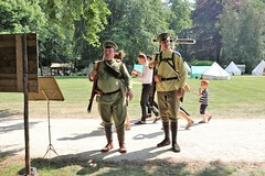2018 Living History (Steenvoorde Leen - 9.3 ml views) Tags: 2018 doorn utrechtseheuvelrug living history 19141918 great war wo i huis haus kaiser wilhelm keizer people visitors soldiers soldaten soldat uniform tenue huisdoorn doornkaiser wilhelmkeizerwilhelm vwi greatwar 2018livinghistory geschiedenis historie geschichte kriegvwi huisdoornhaus doornliving historyeventevent doorneventutrechtseheuvelrug