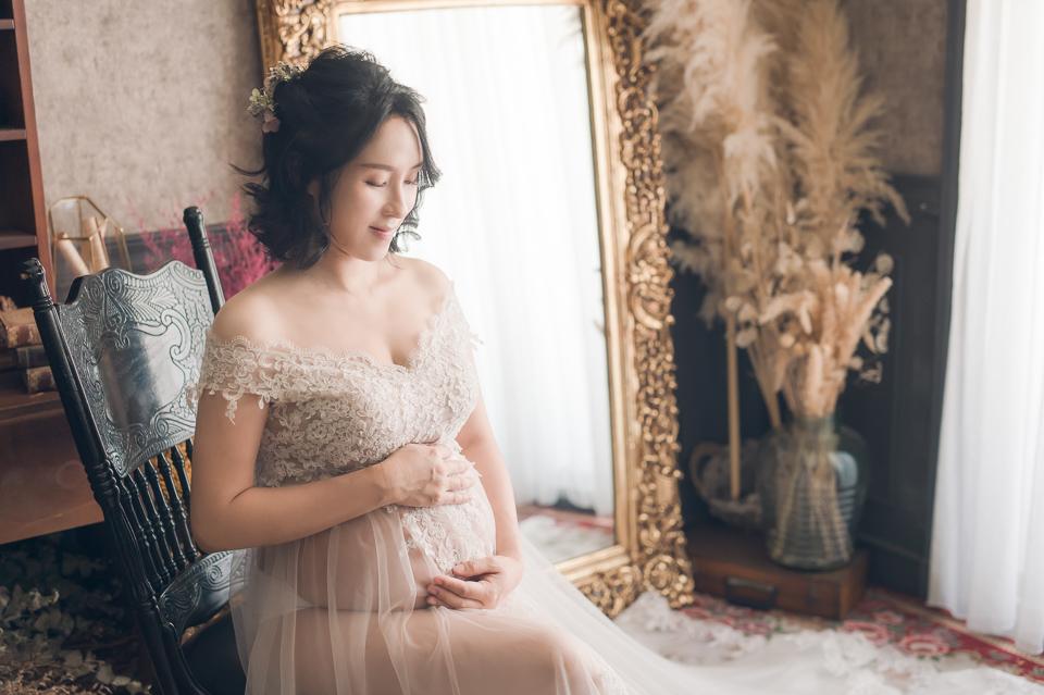 推薦 台南孕婦寫真 浪漫時尚孕媽咪 SY 007