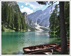 Lago di Braies (BKFofOF) Tags: see lake pragserwildsee lagodibraies nikon d610 fx alpen italy italia italien südtirol altoadige alpine