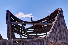 Missing Roof at Bodie Ghost Town in HDR (eoscatchlight) Tags: bodieghosttown easterncalifornia ghosttown abandoned hdr photomatix