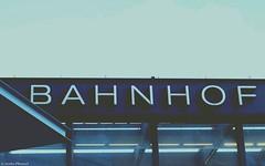 Bahnhof (Jenke-PhotozZ) Tags: berlin berlinstyle bahnhof station travel potsdamerplatz view visitberlin trainstation