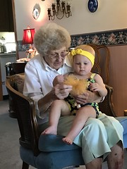 """Dani with Grandma Shirley • <a style=""""font-size:0.8em;"""" href=""""http://www.flickr.com/photos/109120354@N07/41319946390/"""" target=""""_blank"""">View on Flickr</a>"""