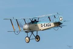 Sopwith Dove (Replica) - GEAGA (Ian. J. Winfield) Tags: sopwith dove geaga shuttleworth oldwarden bedfordshire airshow plane aeroplane aircraft flight flying military pageant biplane