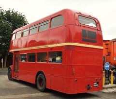 Ex - London Transport. NMY 662E. RMA62. (Drive-By Photography) Tags: londontransport rma62 nmy662e aec routemaster bus psv vintage london lt bea britisheuropeanairways bea62 leyland parkroyal somerset