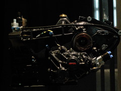 Speed Gearbox (failing_angel) Tags: 160218 london kensingtonchelsea kensington highstreetkensington designmuseum ferrariundertheskin ferrari ferrariformulaonegearbox gearbox formulaone
