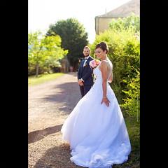Mélanie & Laurent : The Rose (dominikfoto) Tags: wedding mariés mariage love amour coucherdesoleil sunset fusina fusinadominik mélanie laurent