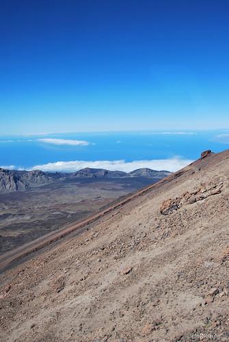 На вершині Тейде, Тенеріфе, Канарські острови  InterNetri  362