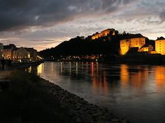 Buona Notte Passau (Waldrebe) Tags: bayern bavaria donau danube