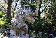Creature @ Animal Kingdom (Rick & Bart) Tags: waltdisneyworldresort animalkingdom disney orlando florida rickvink rickbart canon eos70d disneyworld expeditioneverest legendoftheforbiddenmountain sculpture creature