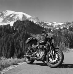img004 (Summer_Xsheng) Tags: hasselblad foma motorcycle harleydavidson