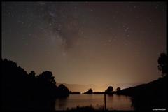 Vía Láctea #Navalmoraldelasierra #Ávila (cristinatiad) Tags: night nocturnas starlight stars vialactea longexposure
