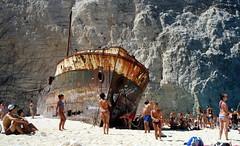 IMG_1138 (SyrianSindibad) Tags: greece zakynthos navagiobeach shipwreckbeach smugglerscove