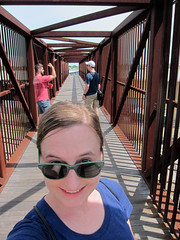 Nate, Jon, and Liz (pr0digie) Tags: neworleans nate jon liz bridge