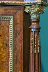 Furniture Detail in Kadriorg Art Museum In Tallinn, Estonia (AudioClassic) Tags: furniture tallinn estonia kadriorg art kadriorgpalace museum palace history russianculture artmuseum czar architectureandbuildings builtstructure day russia horizontal nopeople baroquestyle pinkcolor old locallandmark nationallandmark famousplace