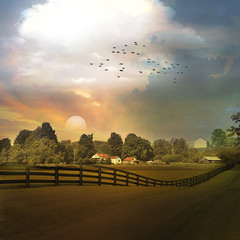 Tropical winter (jaci XIII) Tags: inverno tropical campo paisagem pordosol winter countryside landscape sunset